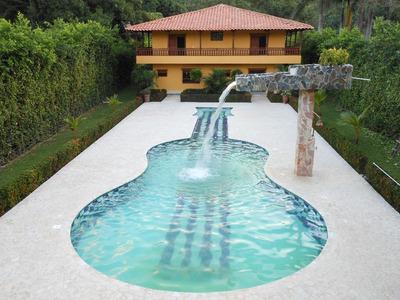 Alquiler Finca Santa Fe De Antioquia Ansa-001 Descansemos