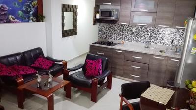 Apartamento 74 M2 La America, 3 Alcobas, Nuevo 100% 1 Piso