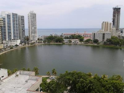 Apartamento En Cartagena Con Vista Al Mar En Laguito
