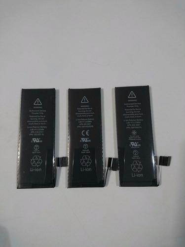 bateria interna iphone 5g,5s,5c,4 y 4s original cero ciclos