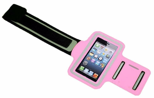 brazalete deportivo ajustable iphone 4 y 4s banda reflectiva