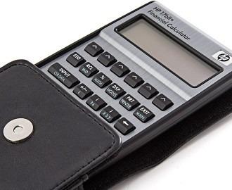 calculadora financiera hp 17bii+ nueva sellada