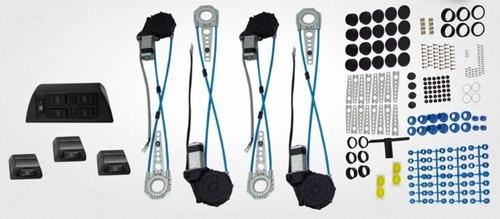 elevavidrios electricos 4 vidrios marca genius garantia 12