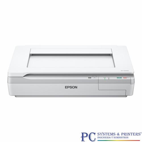 escaner epson workforce ds-50000