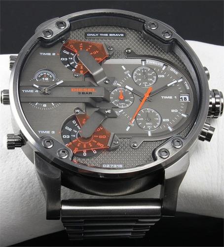 hombre diesel reloj