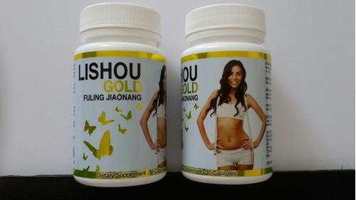lishou gold controla ansiedad elimina grasa abdominal