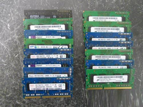 memoria ram ddr3 2gb portatil
