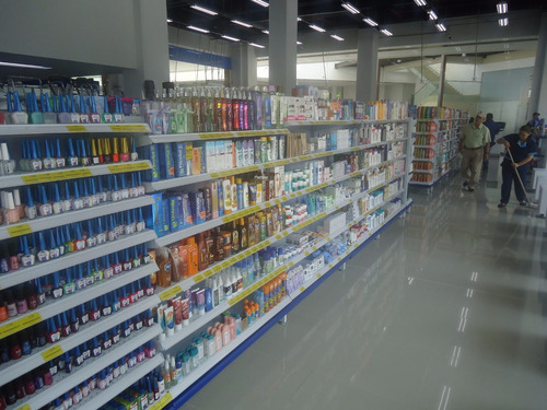 montamos supermercados integrales y modernos
