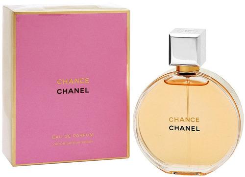 perfume chance de chanel para dama 100 ml original