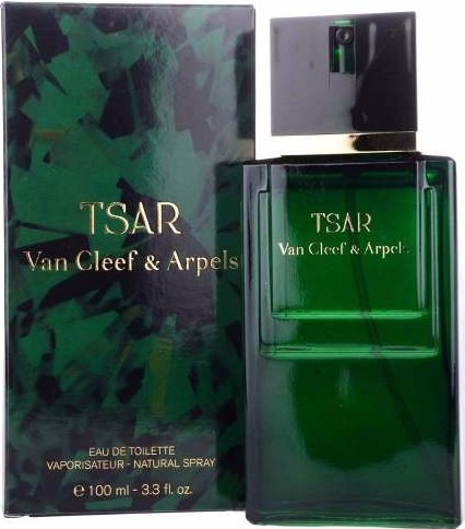 perfume van cleef  tsar  hombre original 100 ml envío gratis