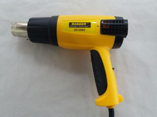 pistola de calor ranger 300º-500º 1500 w 2 temperaturas