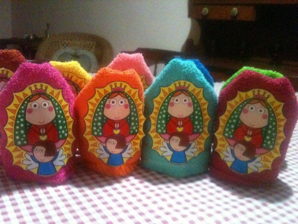 Decoracion Primera Comunion Virgen De Guadalupe ~ Primera Comunion,bautizo,aniversario,virgen De Guadalupe  $ 3 500 en