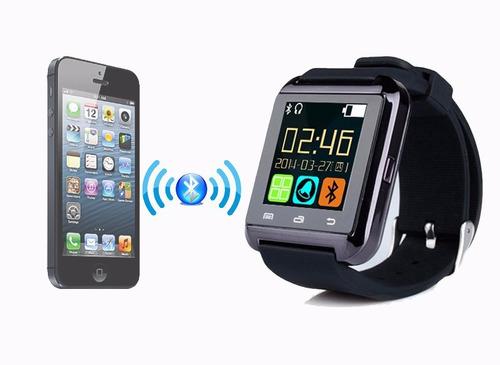 reloj inteligente smartwatch bluetooth u9 nuevo modelo
