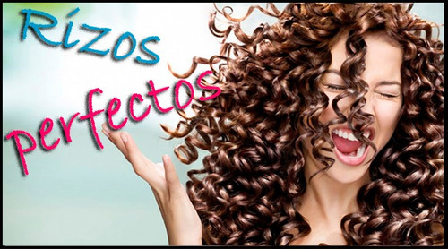 rizador curl perfect colors para rizos perfectos