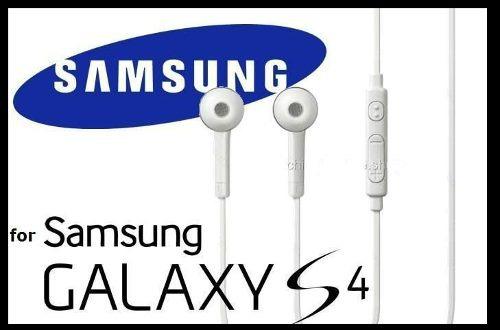 samsung galaxy s5 s4 audifonos100% originales cable plano