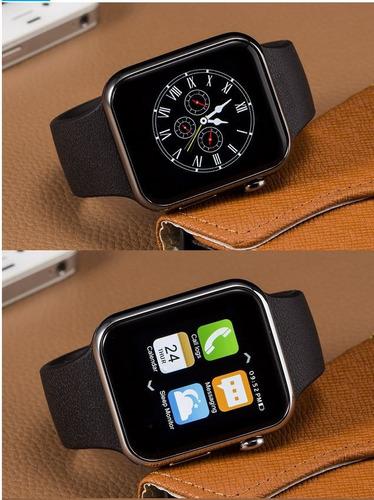 smartwatch a9 reloj tactil bluetooth ritmo cardiaco iphone