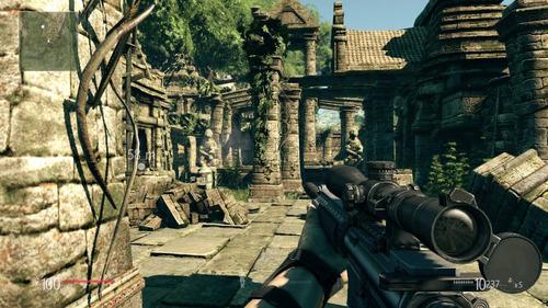 sniper ghost warrior 2 juego digital ps3