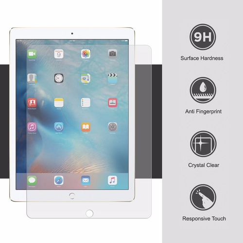 vidrio templado ipad pro 12.9  protector de pantalla origina